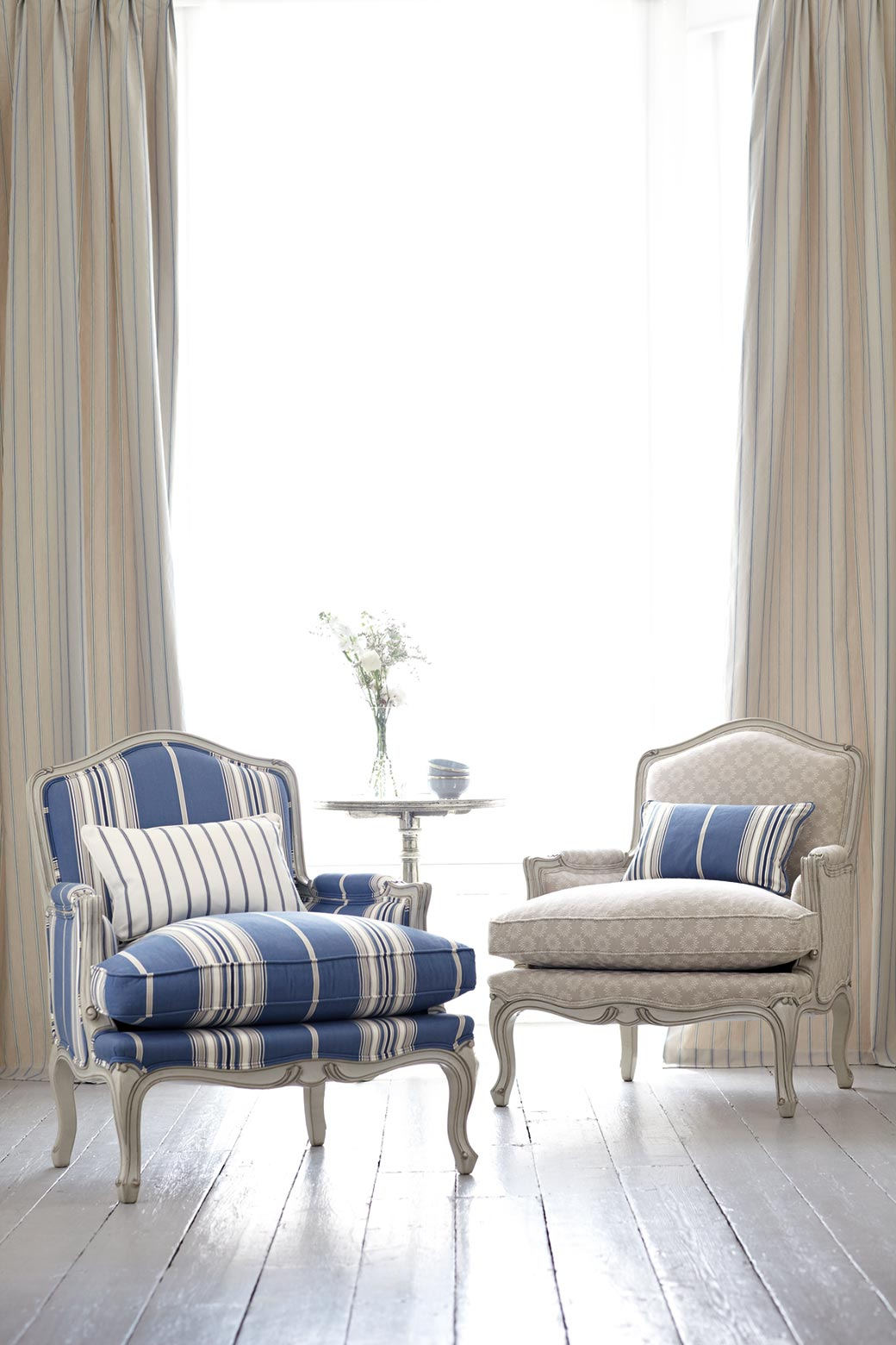 ROMO<br>kolekce CHARLBURY Blue