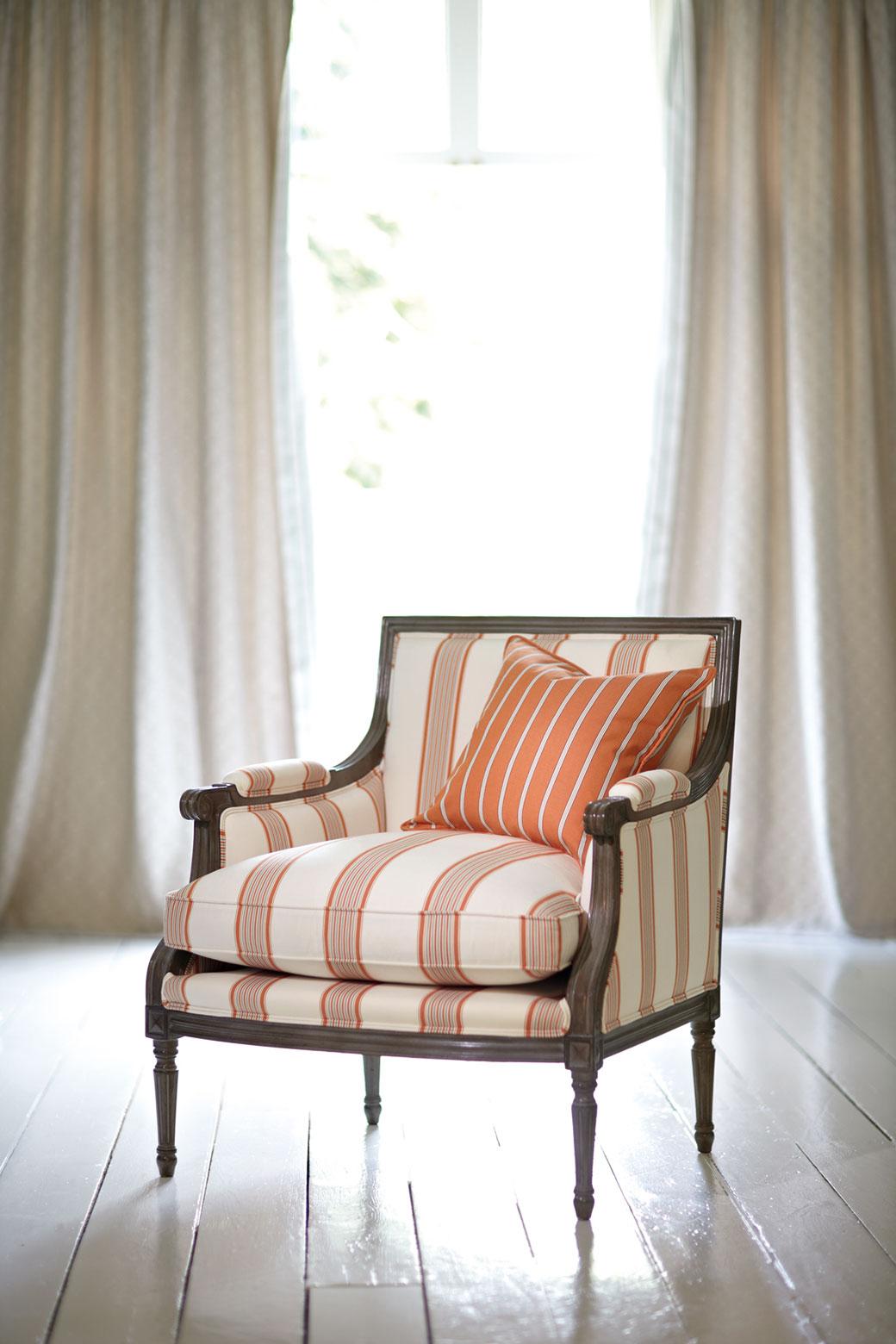 ROMO<br>kolekce CHARLBURY Orange