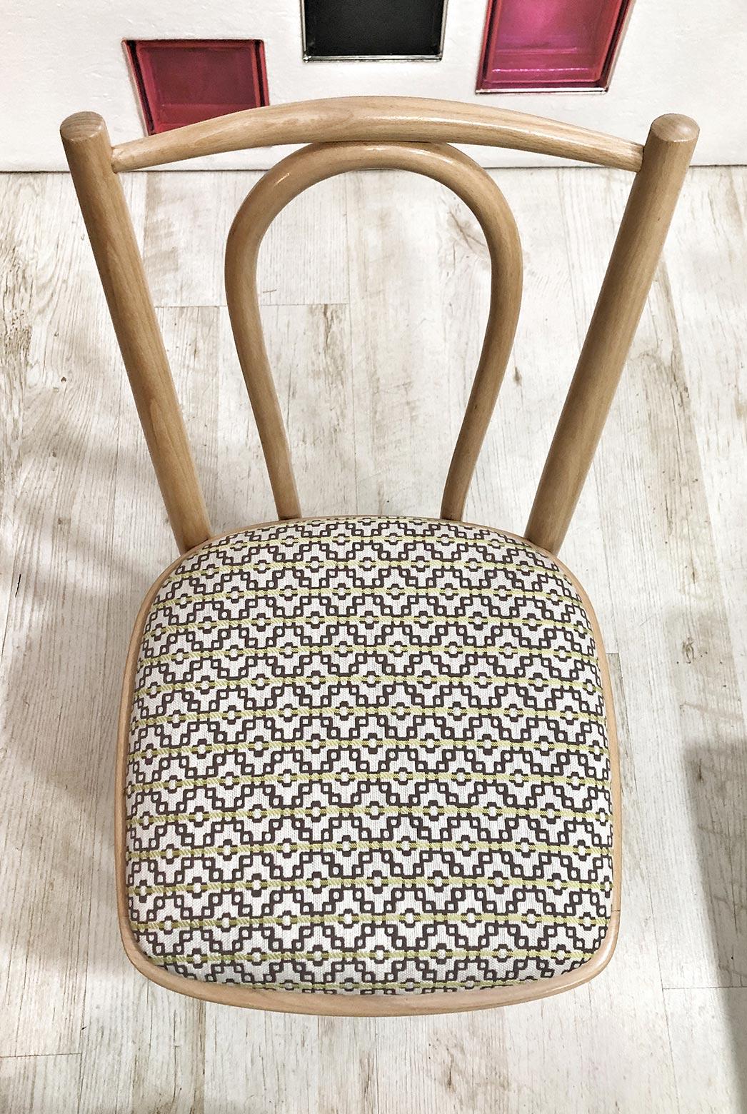 Retro židličky