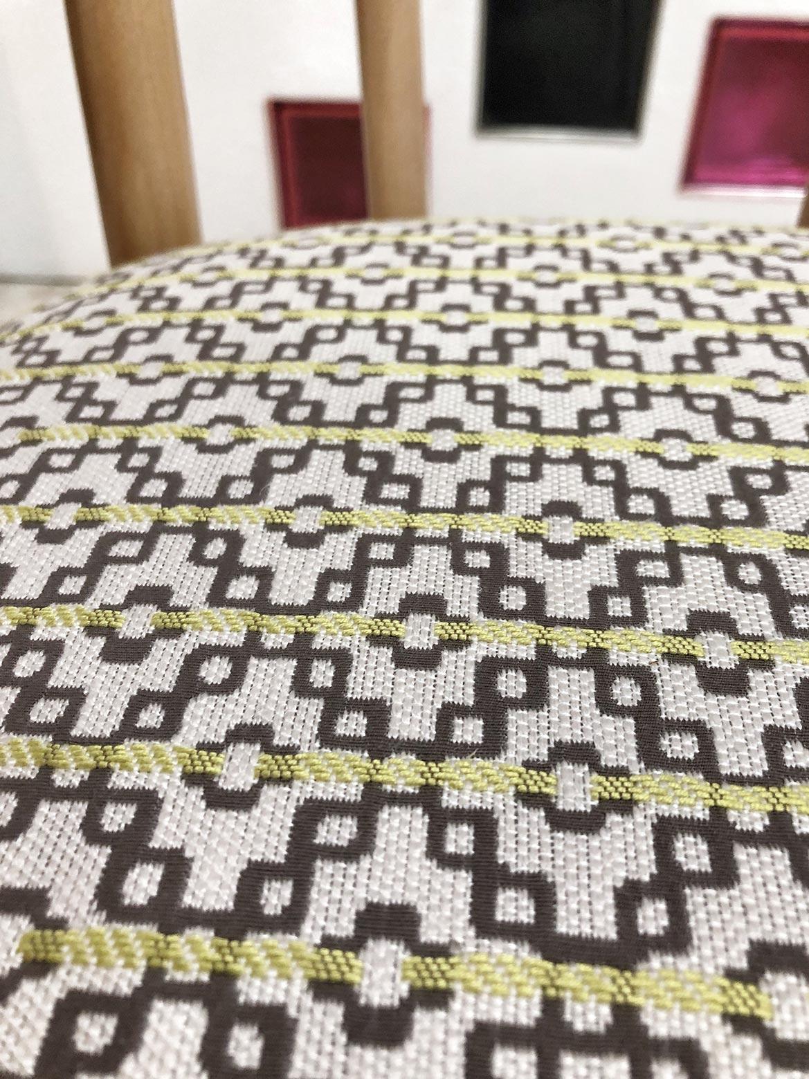 Retro židličky - detail